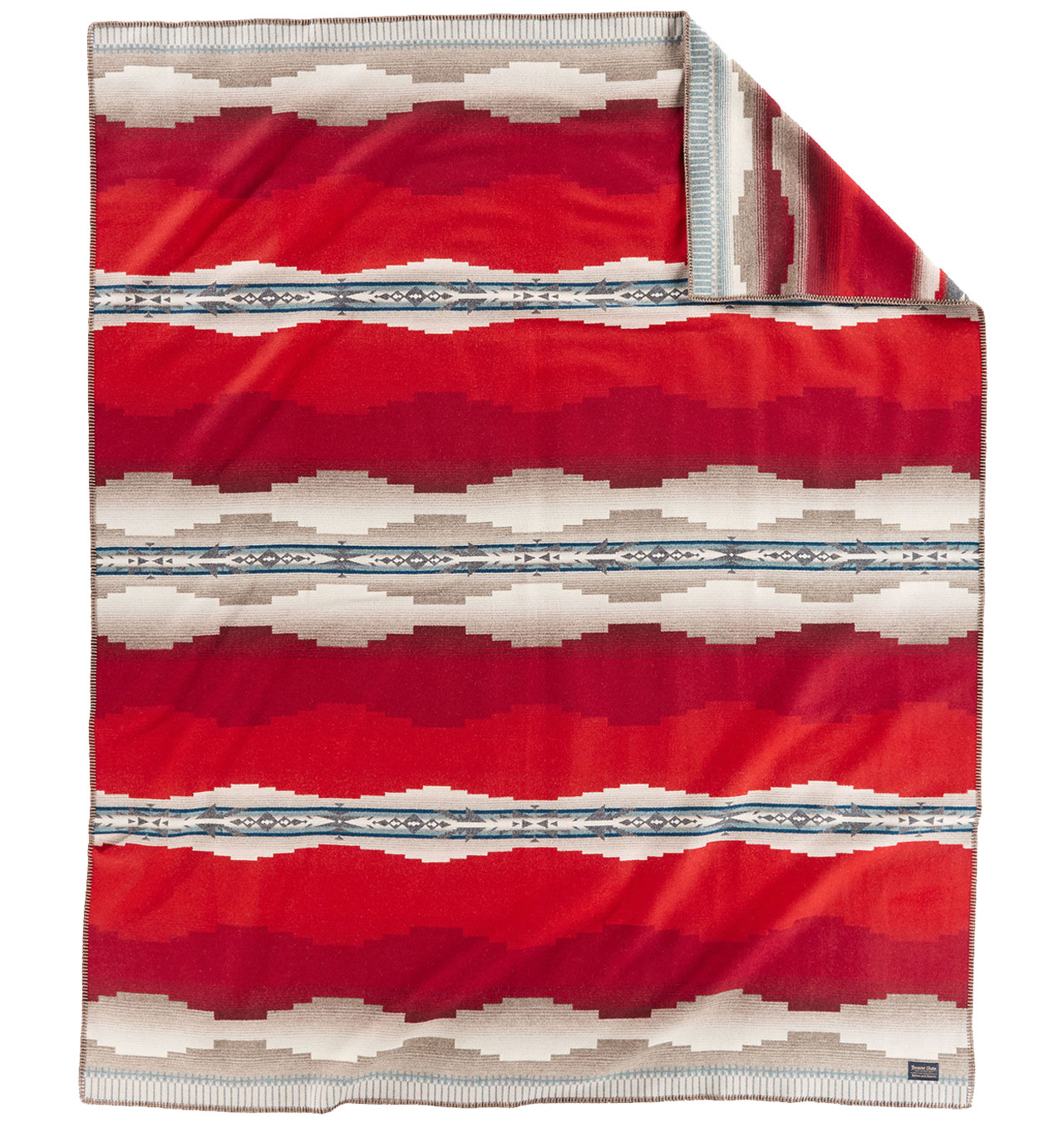 Pendleton---Alamosa-Jacquard-Blanket---Red-Multi-1