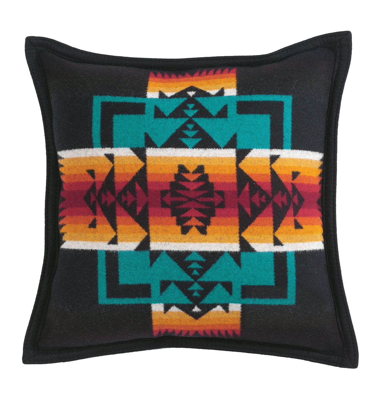 Pendleton---Chief-Joseph-Pillow---Black
