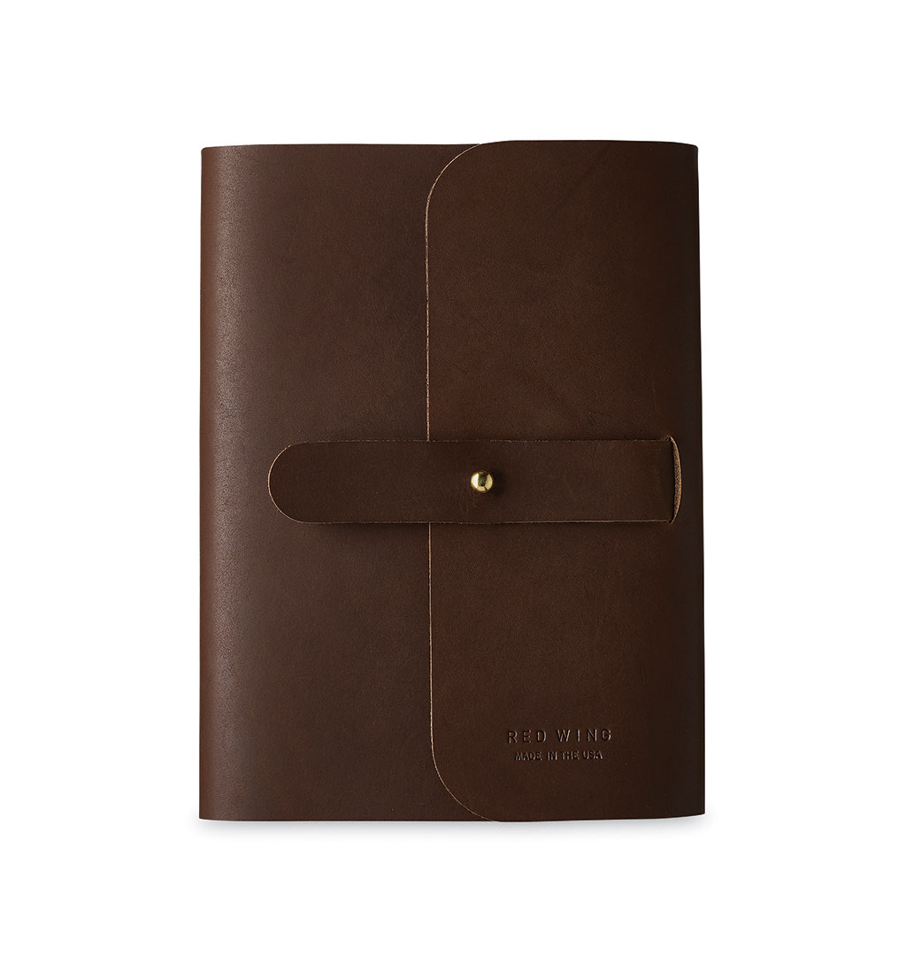 Red Wing - 95031 Leather Journal - Amber Frontier