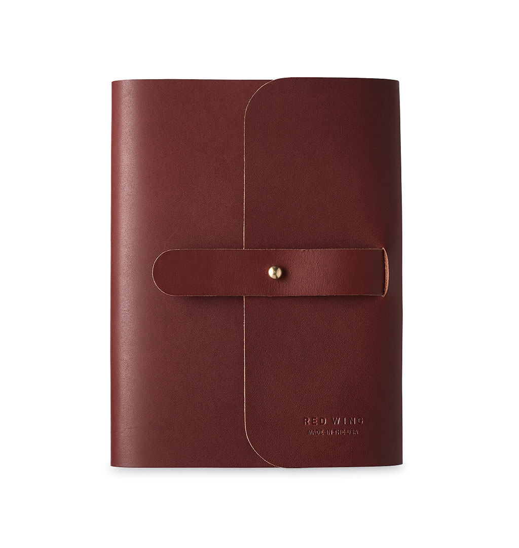 Red Wing - 95039 Leather Journal - Oro Russet