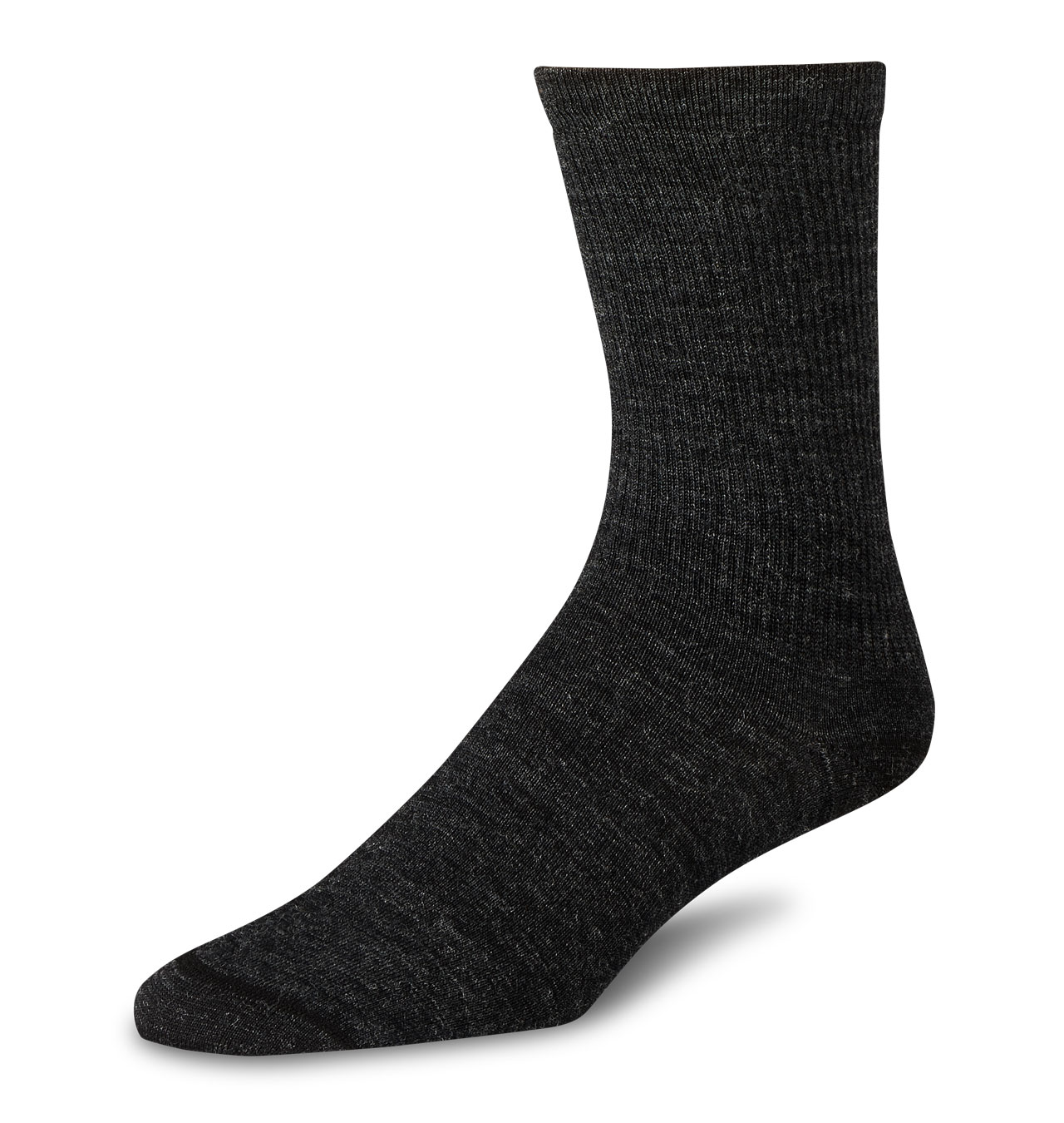 Red Wing - 97337 Wool Crew Liner Socks - Charcoal