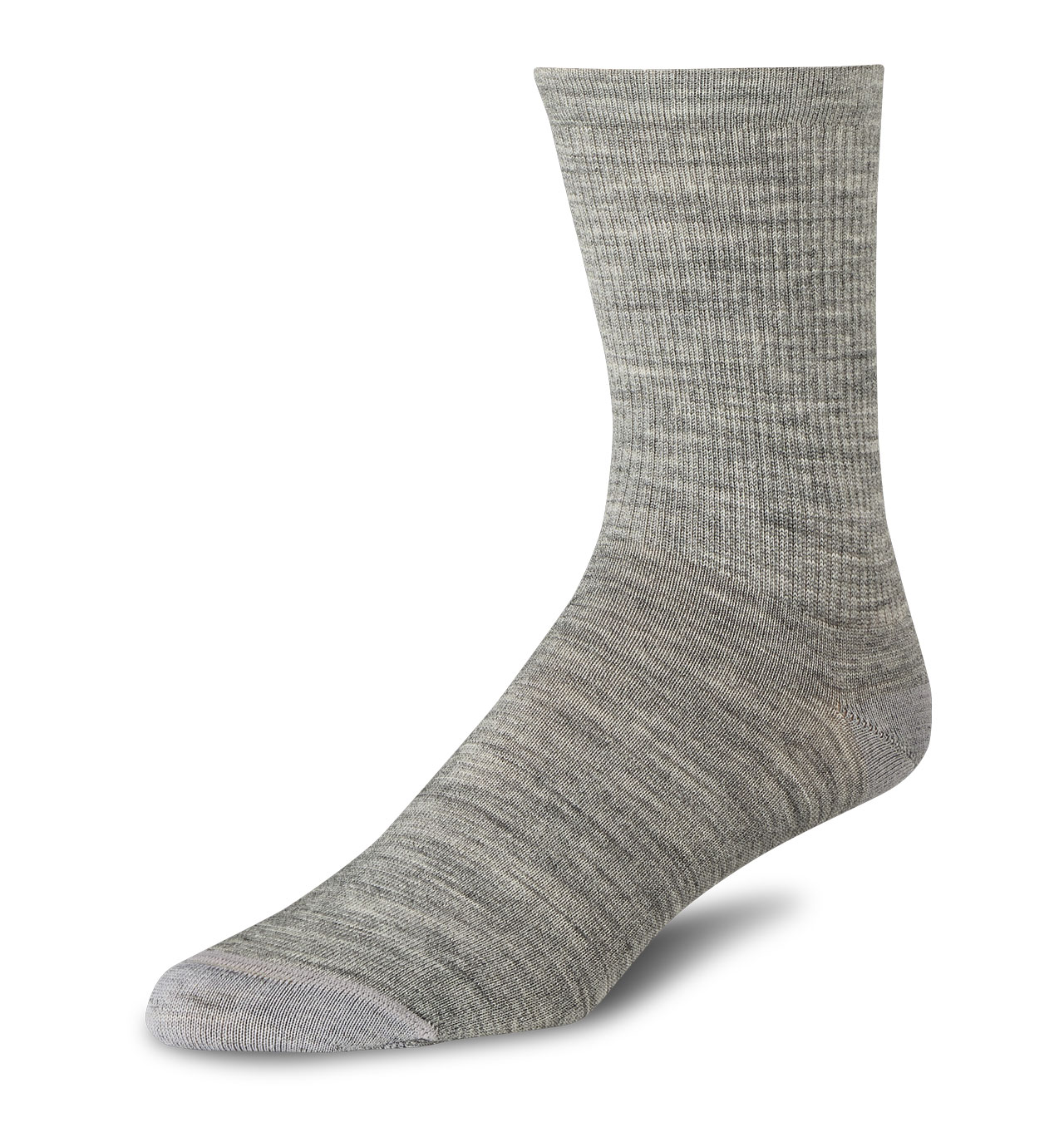 Red-Wing---97338-Wool-Crew-Liner-Socks---Light-Grey-1