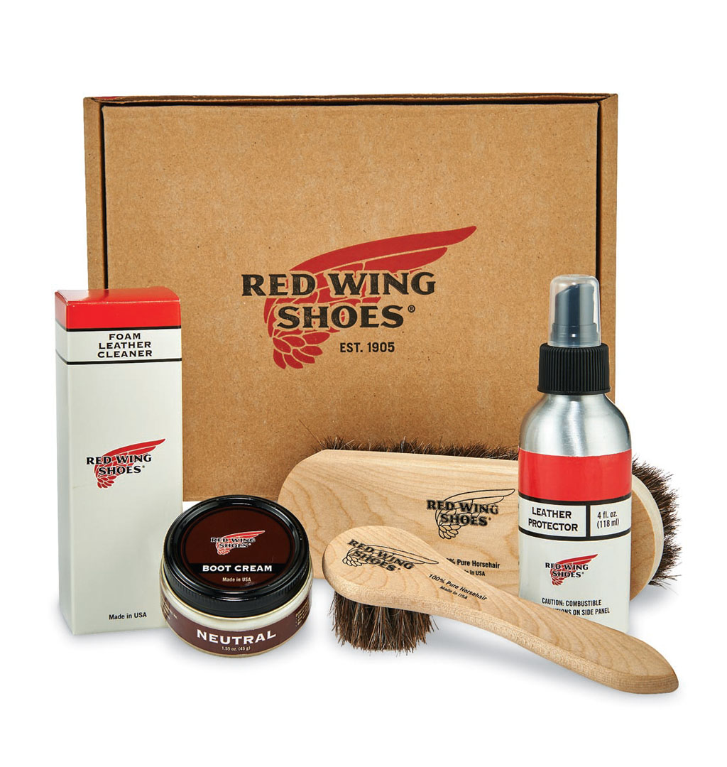 Red Wing - Smooth-Finished Leather Product Care Kit