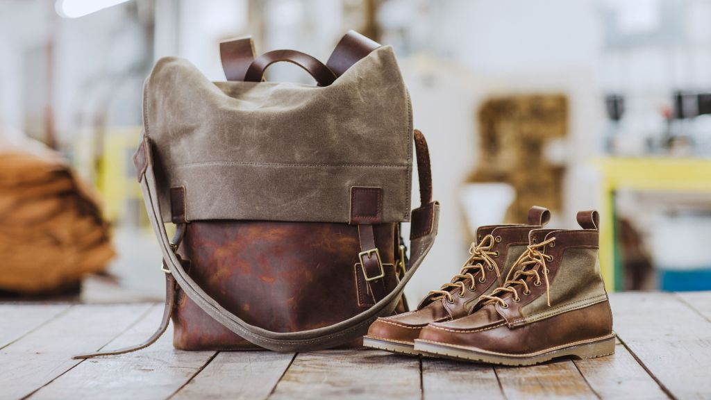 Red Wing Shoes 3335 3336 and BackPack 95067