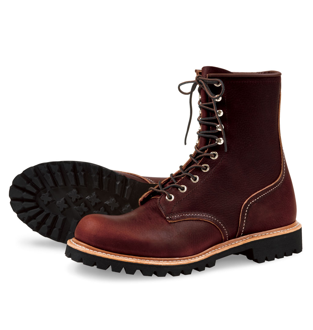 Red-Wing-Shoes-4585-8-inch-Logger-Boots---Briar-Oil-Slick