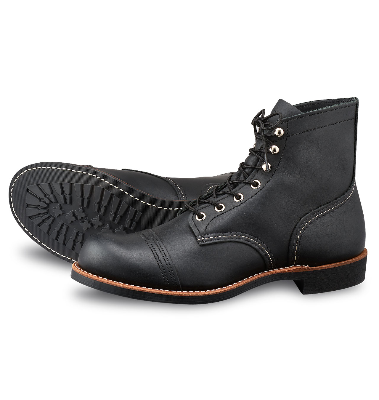 Red-Wing-Shoes-8084-Iron-Ranger---Black-Harness-1