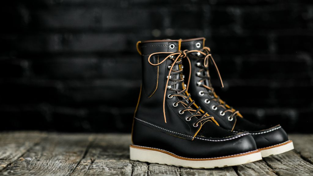 Red Wing Shoes Billy Boot 8829