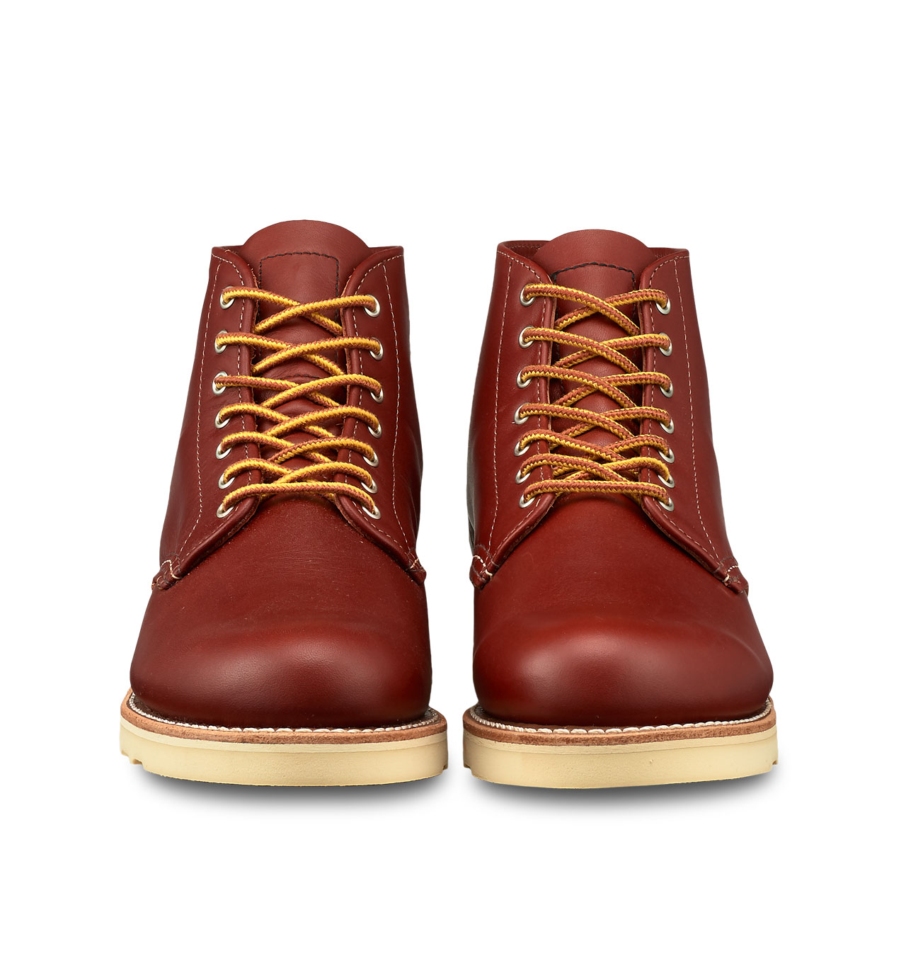 Red Wing Shoes Woman 3452 6-Inch Round