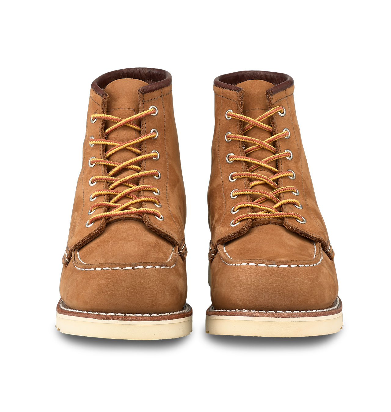 cd2988d4a4a Red Wing Shoes Woman Style No 3372 6-Inch Moc Toe - Honey Chinook Leather