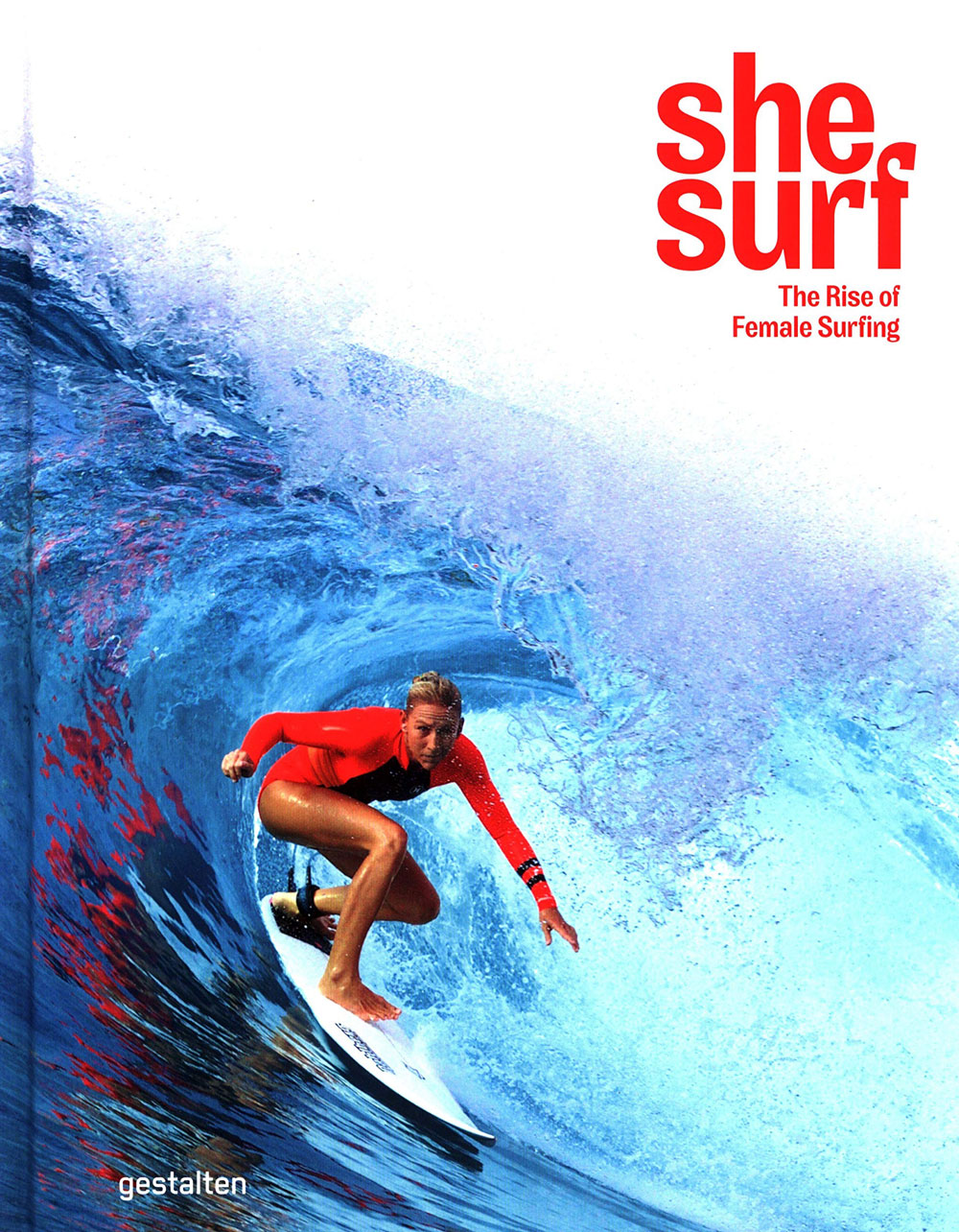 She Surf - The Rise of Female Surfing - Book