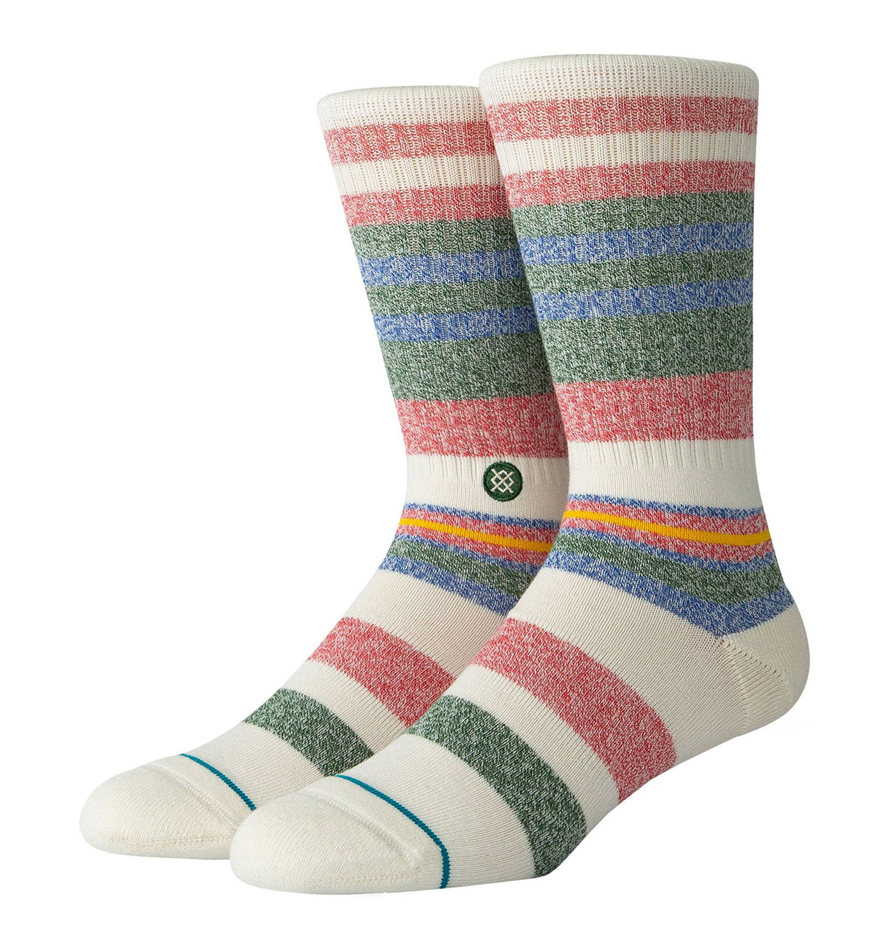 Stance - Munga Butter Blend Socks Natural
