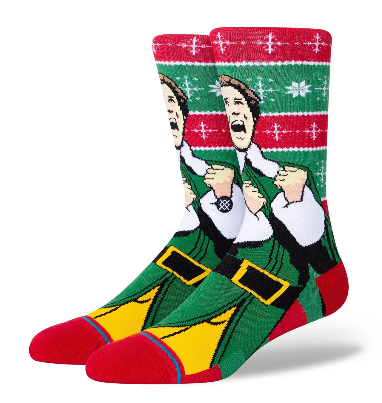 Stance - Cold Outside (Elf) Socks
