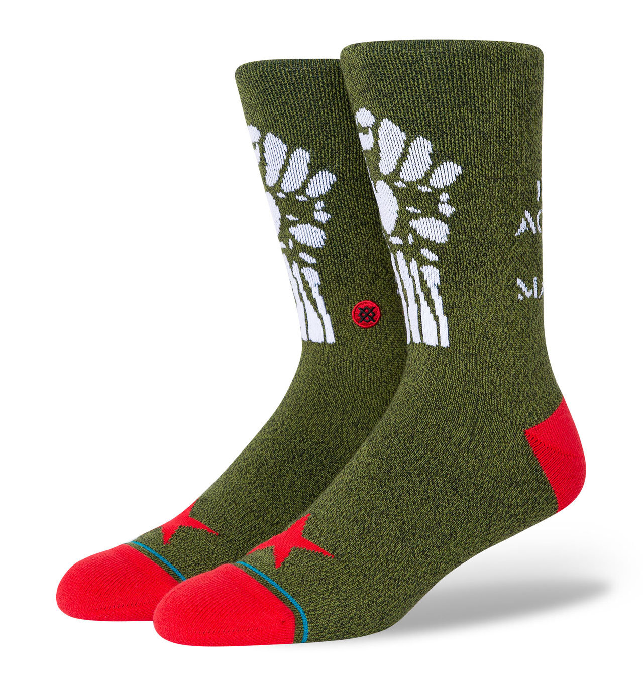 Stance - Rage Against The Machine Renegades Socks