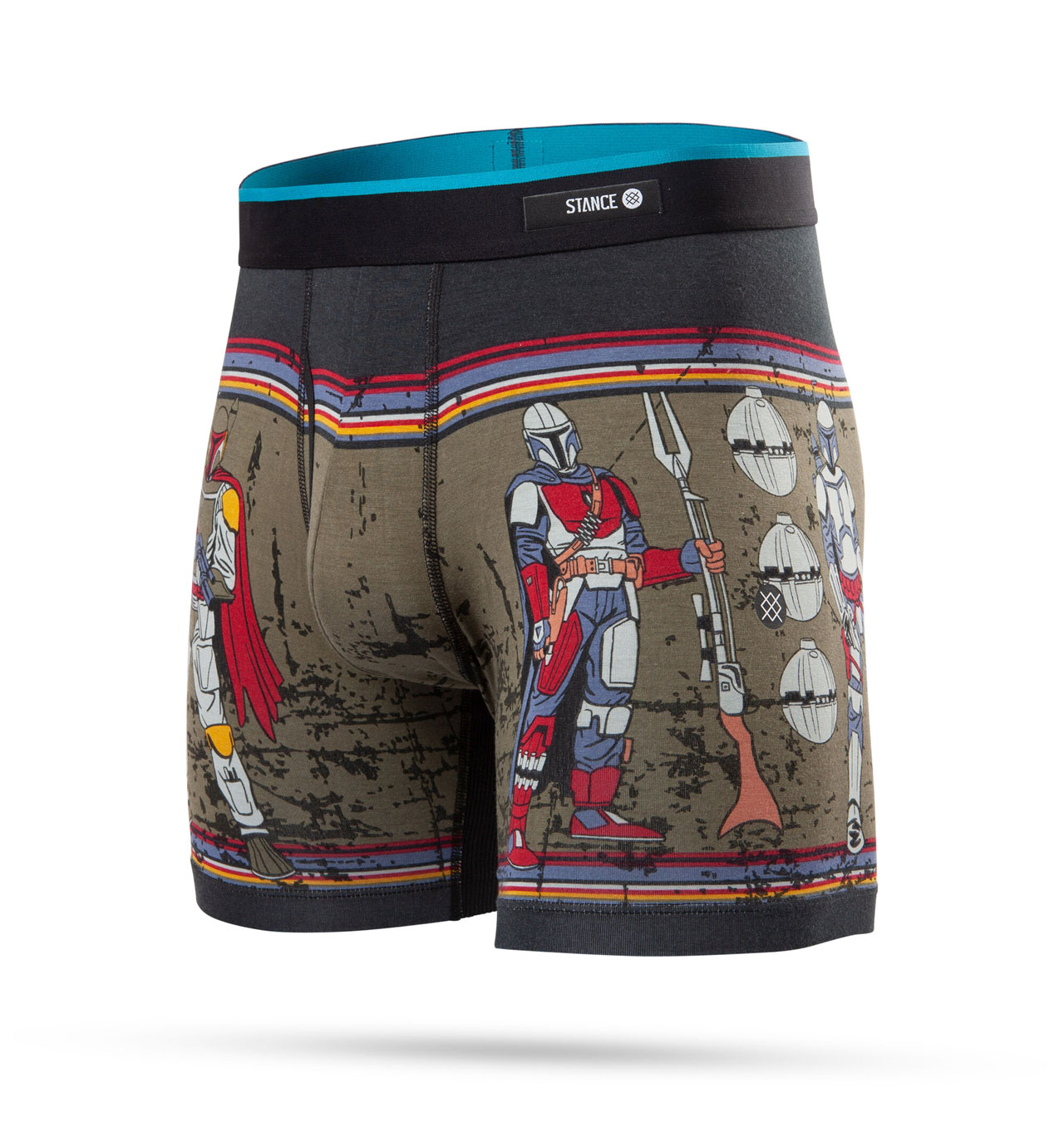 Stance - Star Wars Mandolorian Butter Blend Boxer Brief
