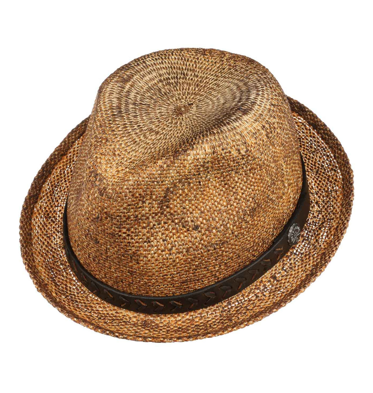 e60e922cd73 Stetson - BBQ Toyo Player Hat Straw Hat - Brown