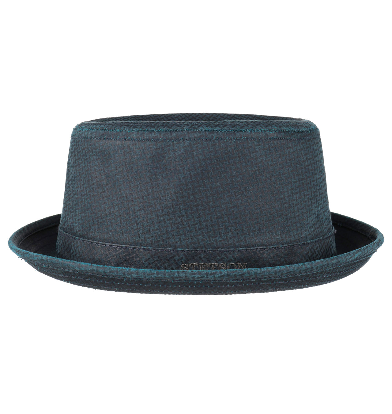 Stetson---Embossed-Odenton-Pork-Pie-Hat---Petrol-Blue-1.jpg 6e1bb06e45f