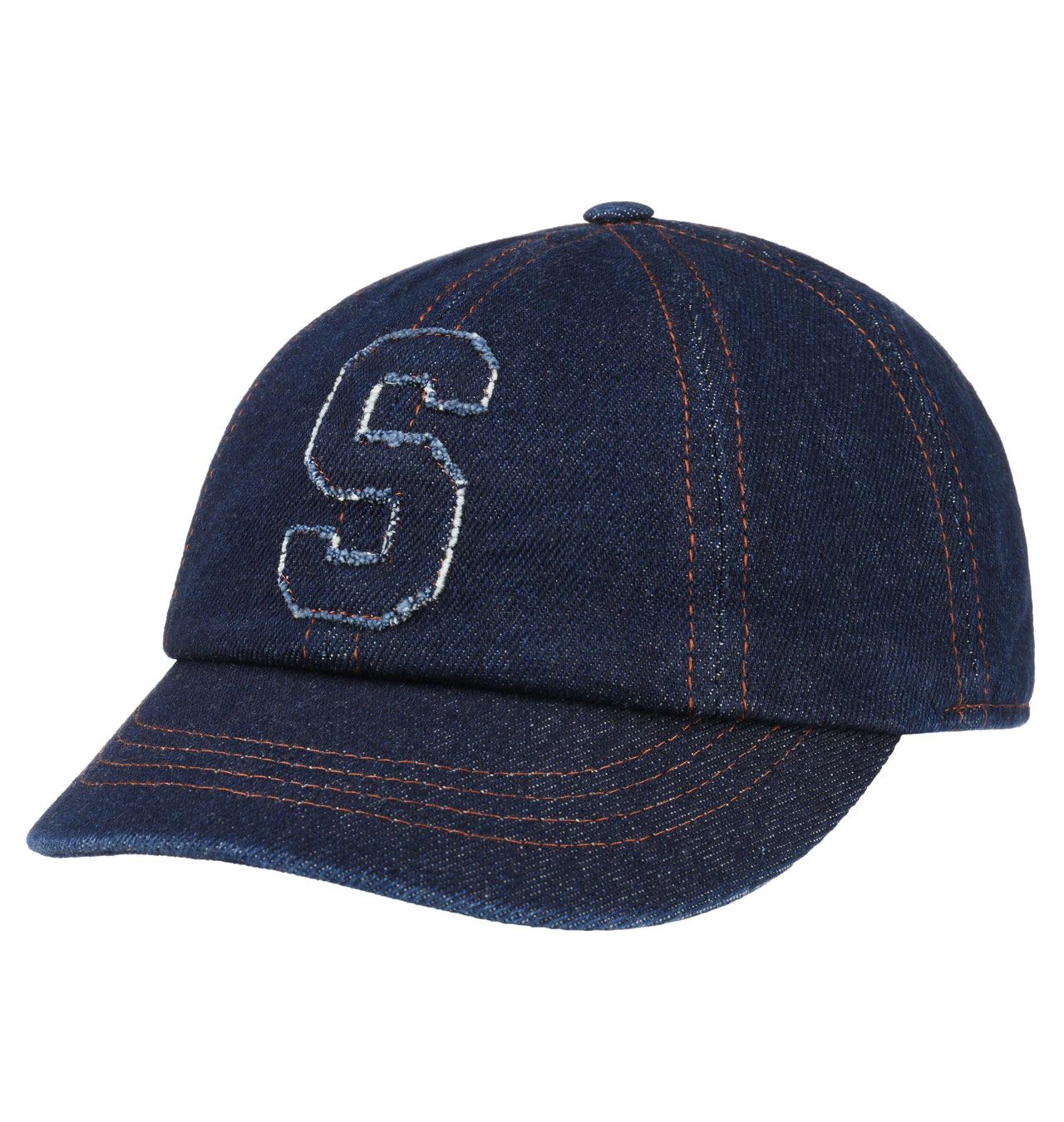 Ives Jean Unisex Baseball Cap Adjustable Outdoor Sports Classic Hats Nostromo Denim Baseball-Cap Twill Adjustable Hat