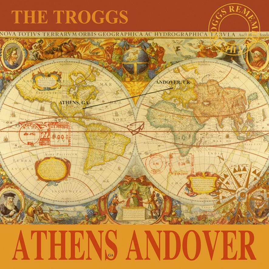 Troggs, The (W/ Members Of R.E.M.) - Athens Andover (RSD2019) - LP