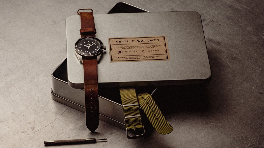VeVille Watches Swedish Made Timepieces