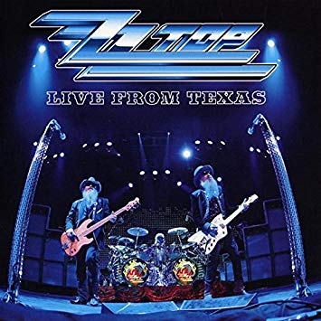 ZZ Top - Live From Texas - 2 x LP
