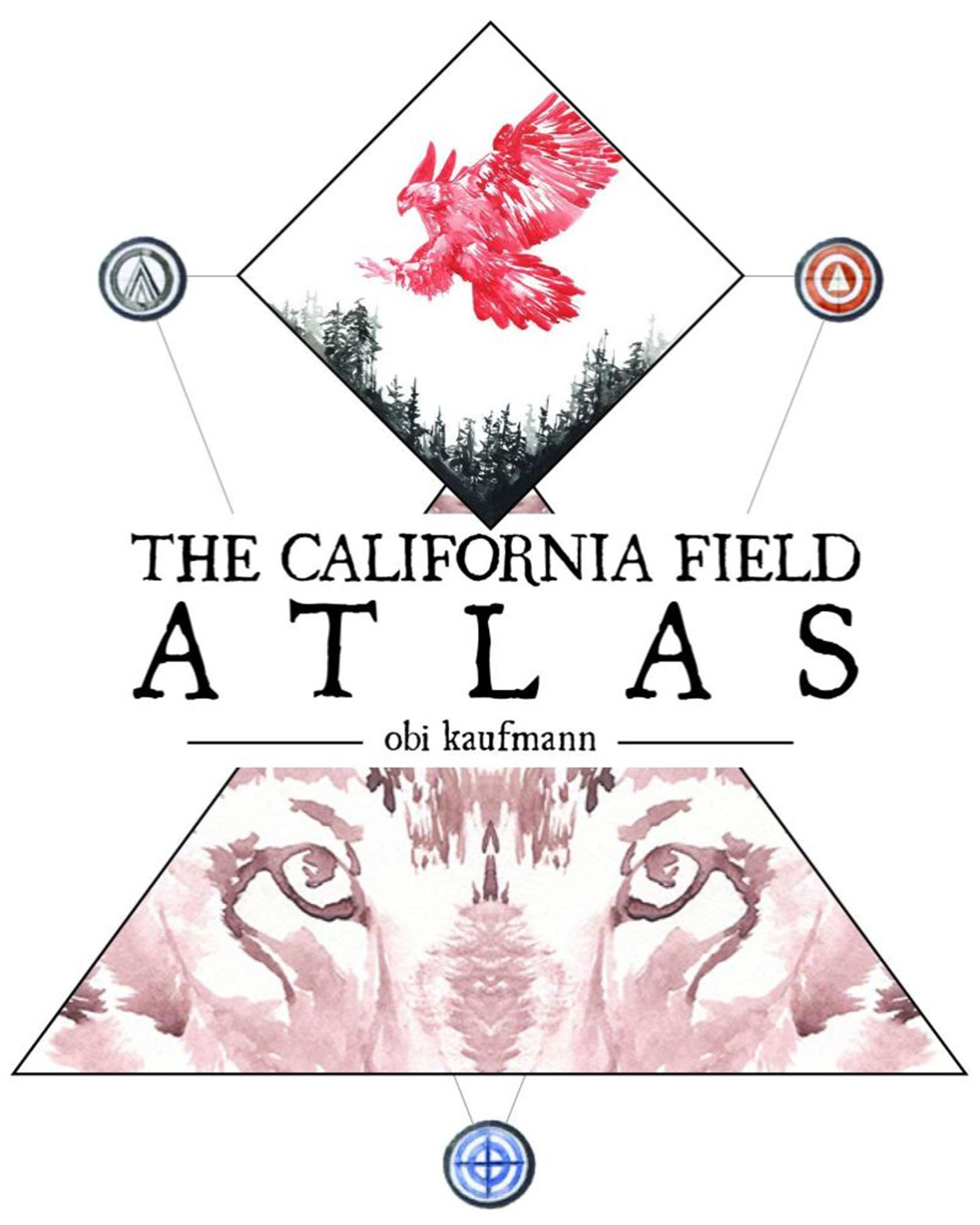 The California Field Atlas By Obi Kaufmann Fiction Blouse With Off White