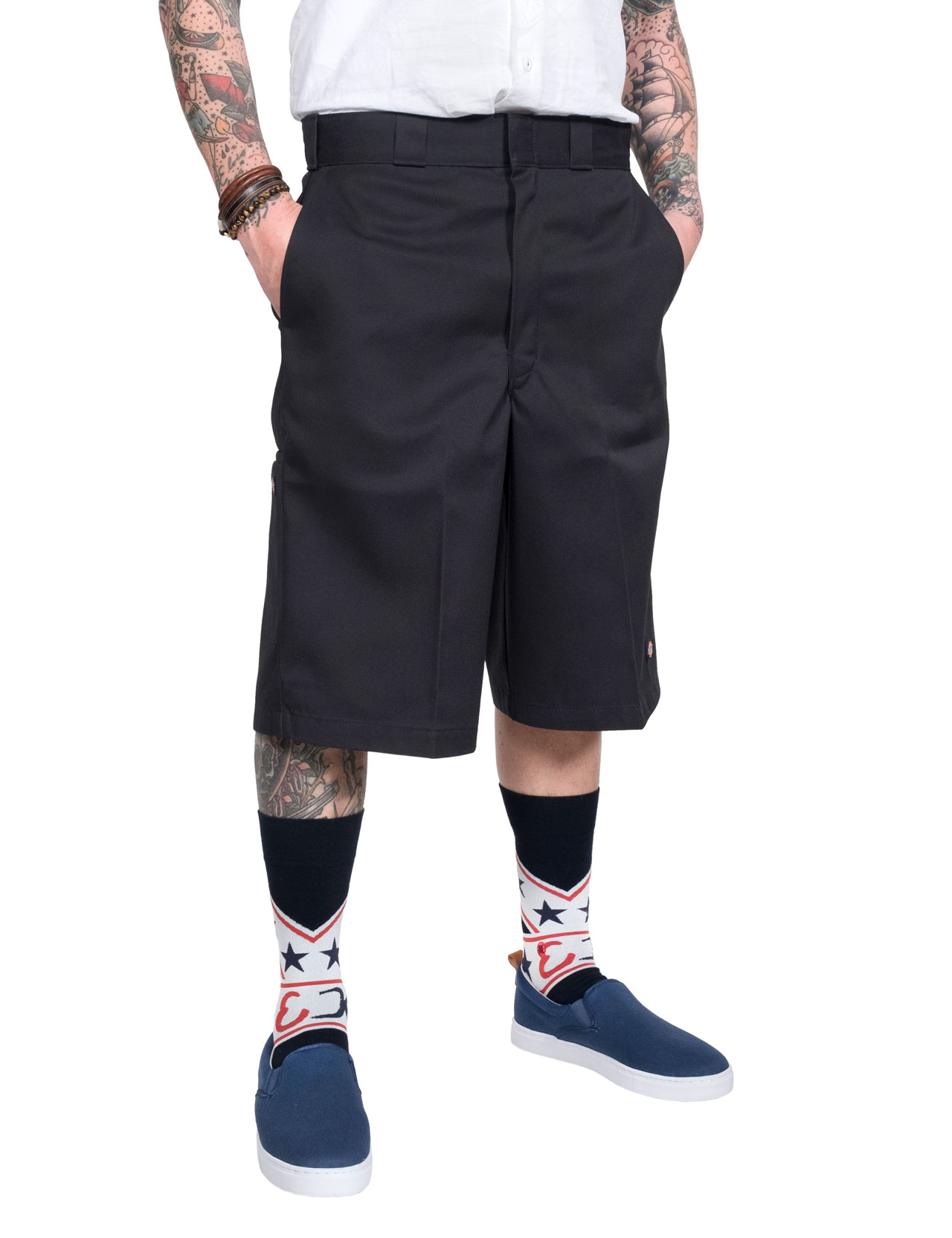 Dickies - 13´ Multi-Use Pocket Work Short - Black