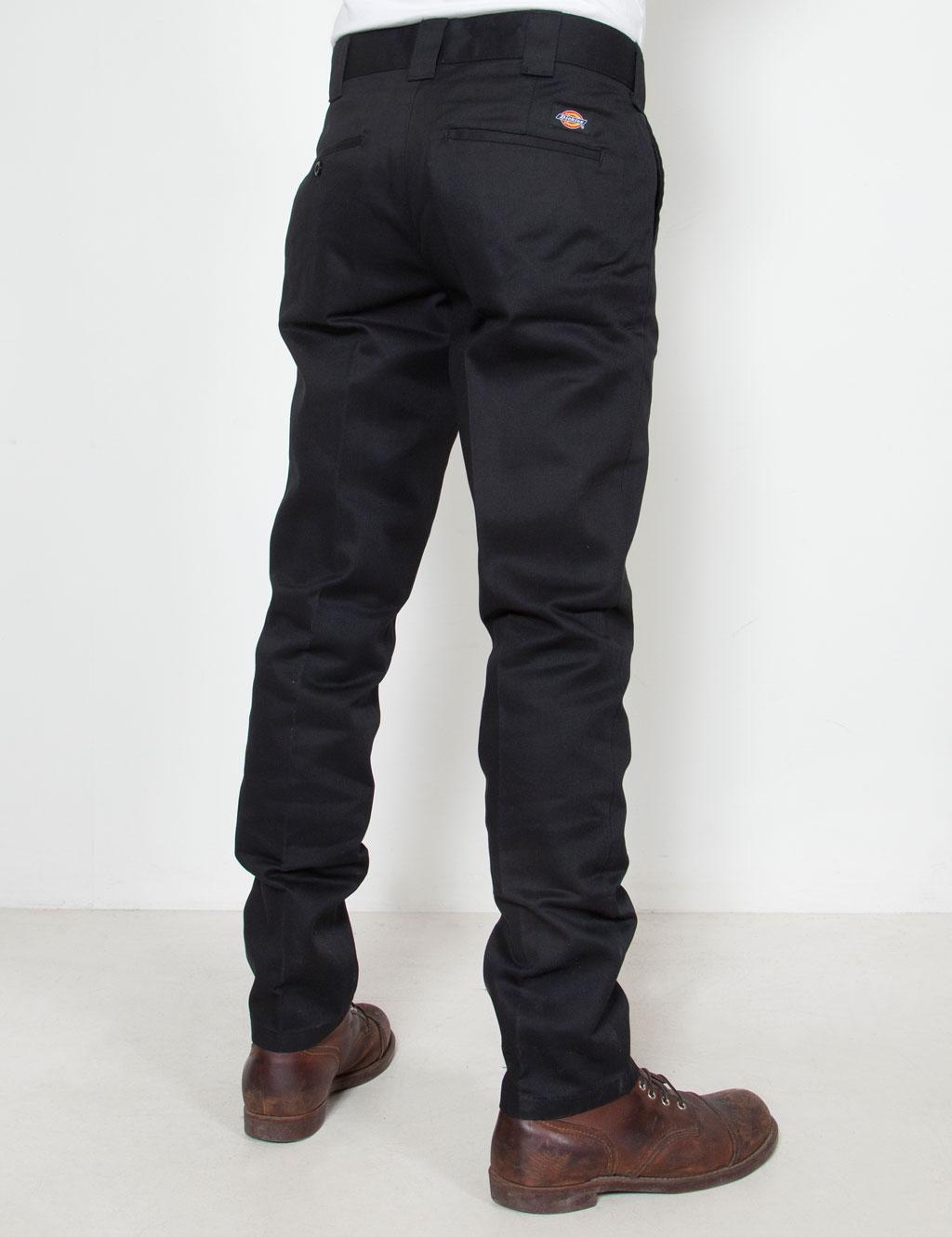 Dickies - 872 Slim Fit Work Pant - Black 5c6f58b6b9e4