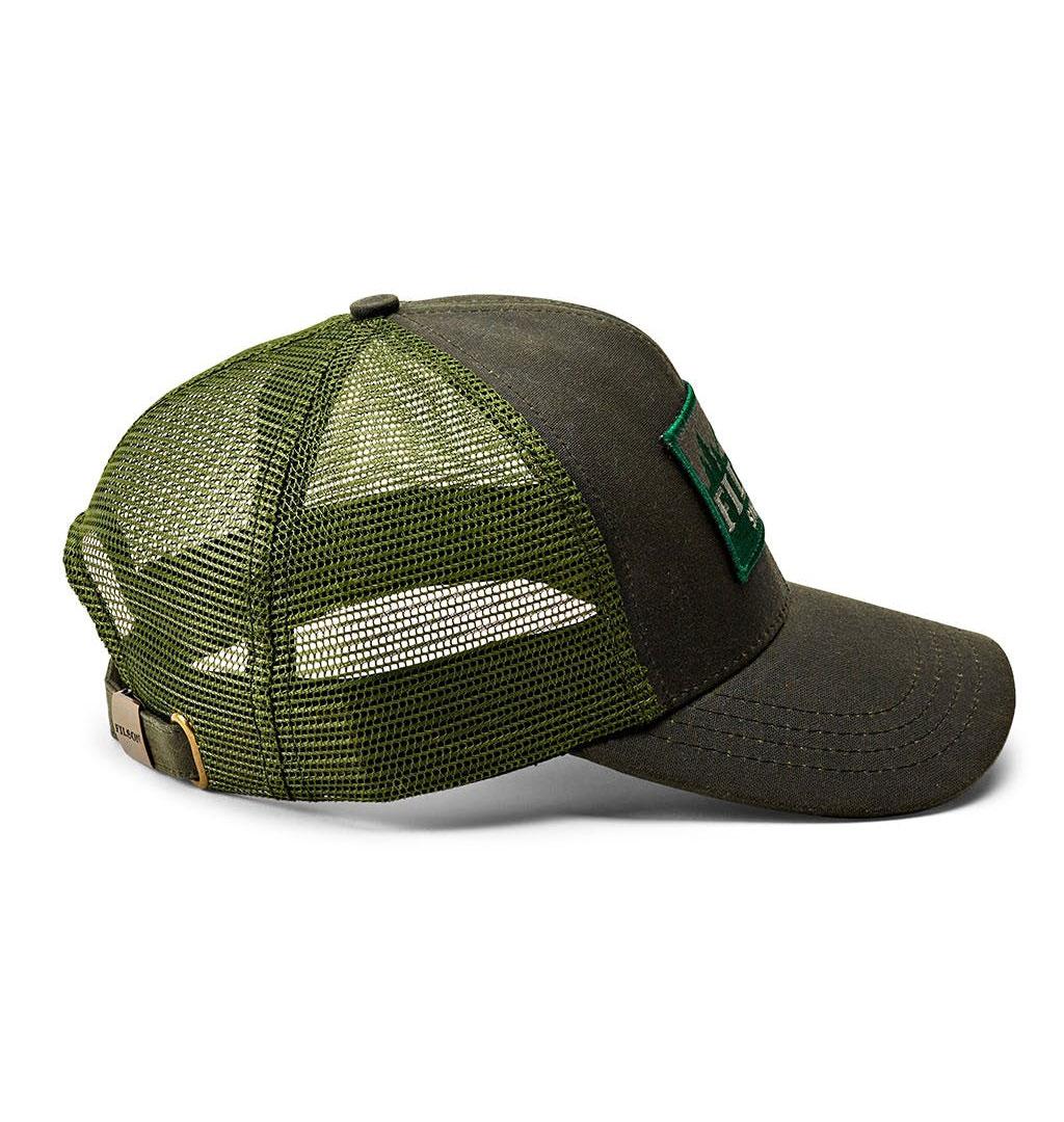 e6716748c83 Filson - Logger Mesh Cap - Otter Green