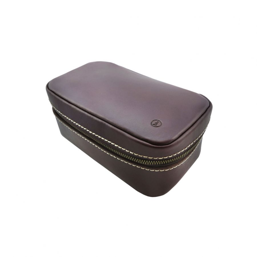 Flying Zacchinis - Rosie Toiletry Case - Brown