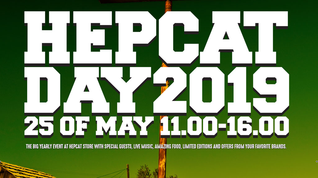 HepCat Day 2019