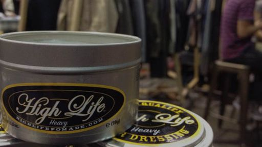 High Life Grease pomade