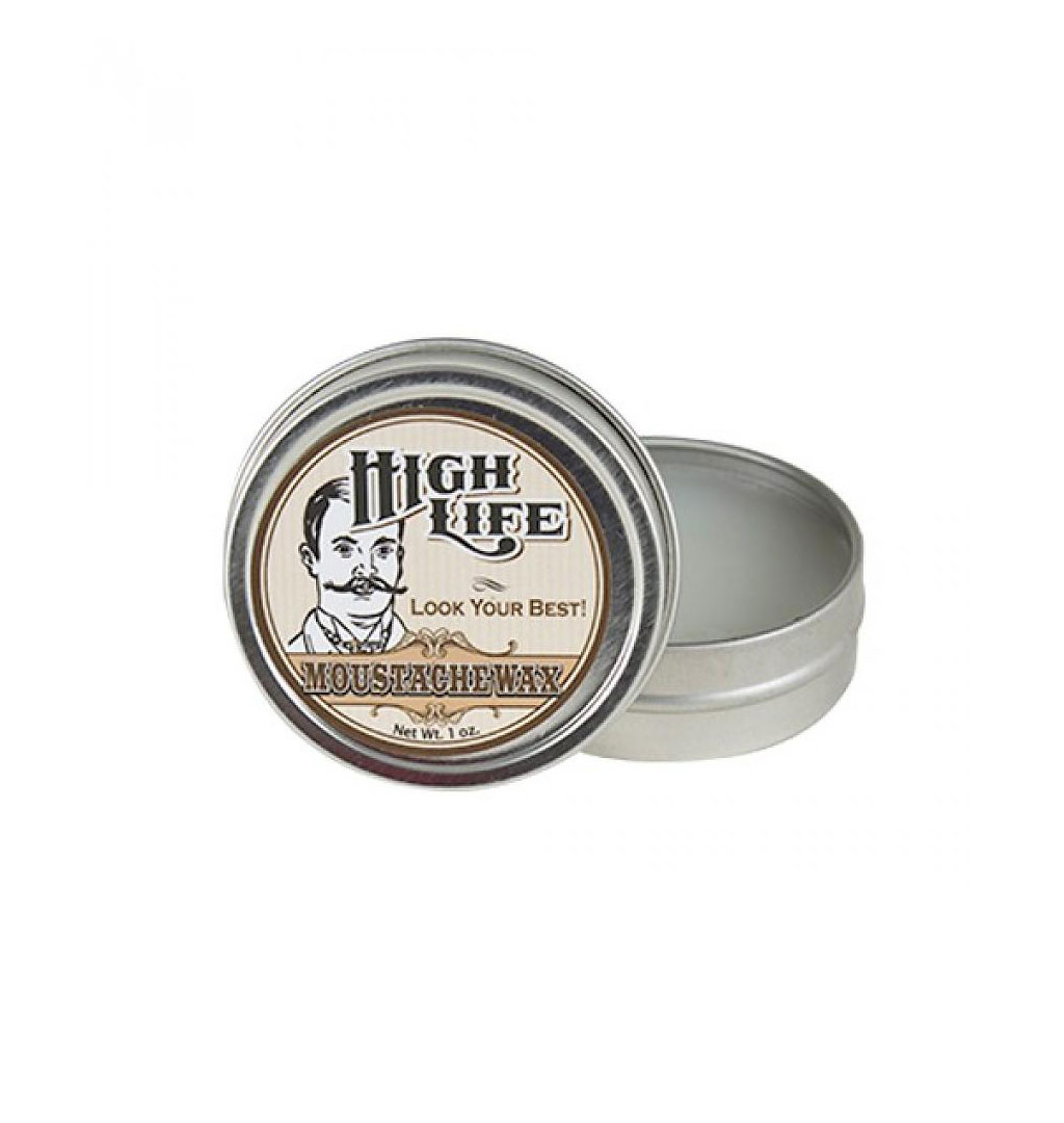 High Life - Moustache Wax