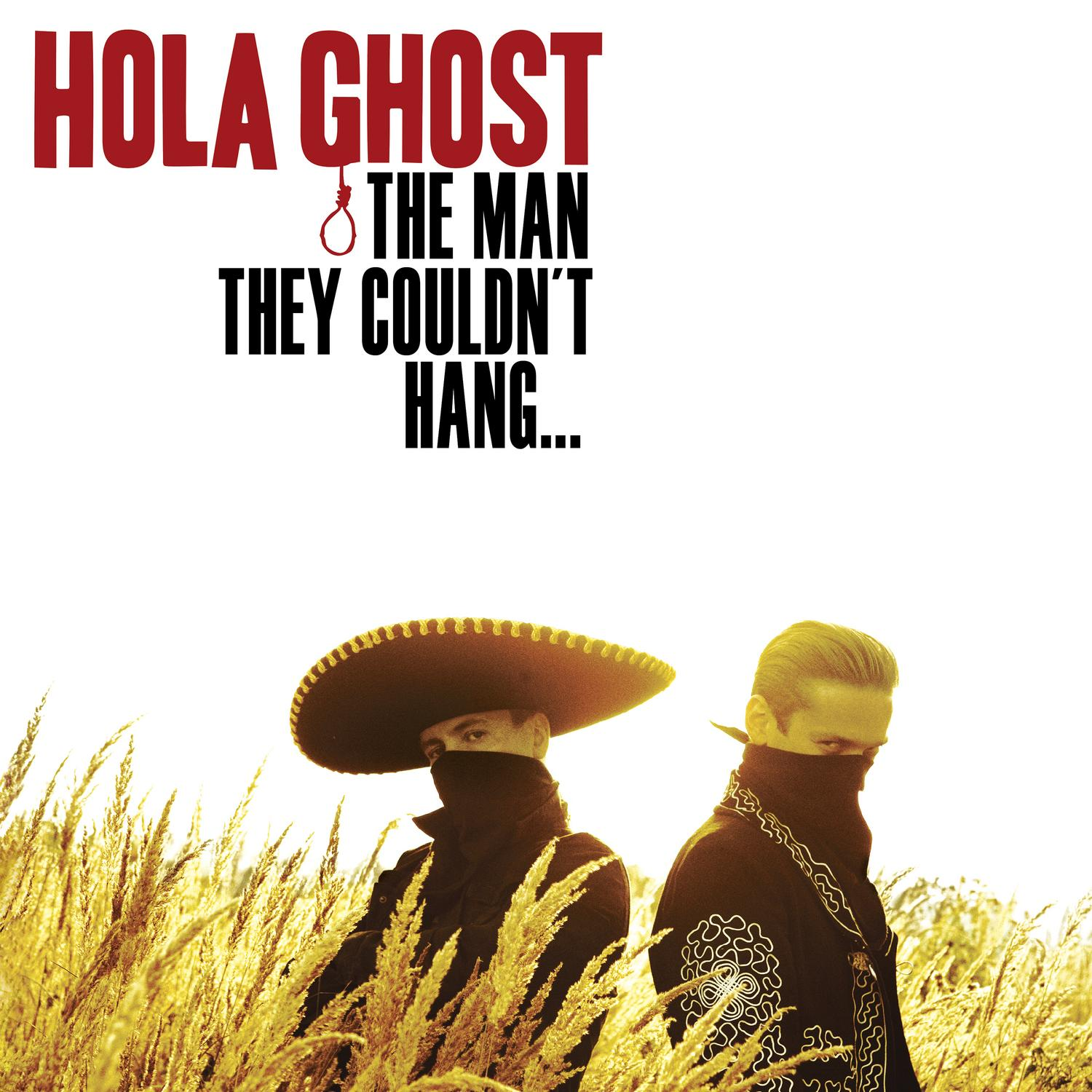 Hola Ghost - The Man They Couldn´t Hang... (Yellow)(RSD2019) SIGNED - LP