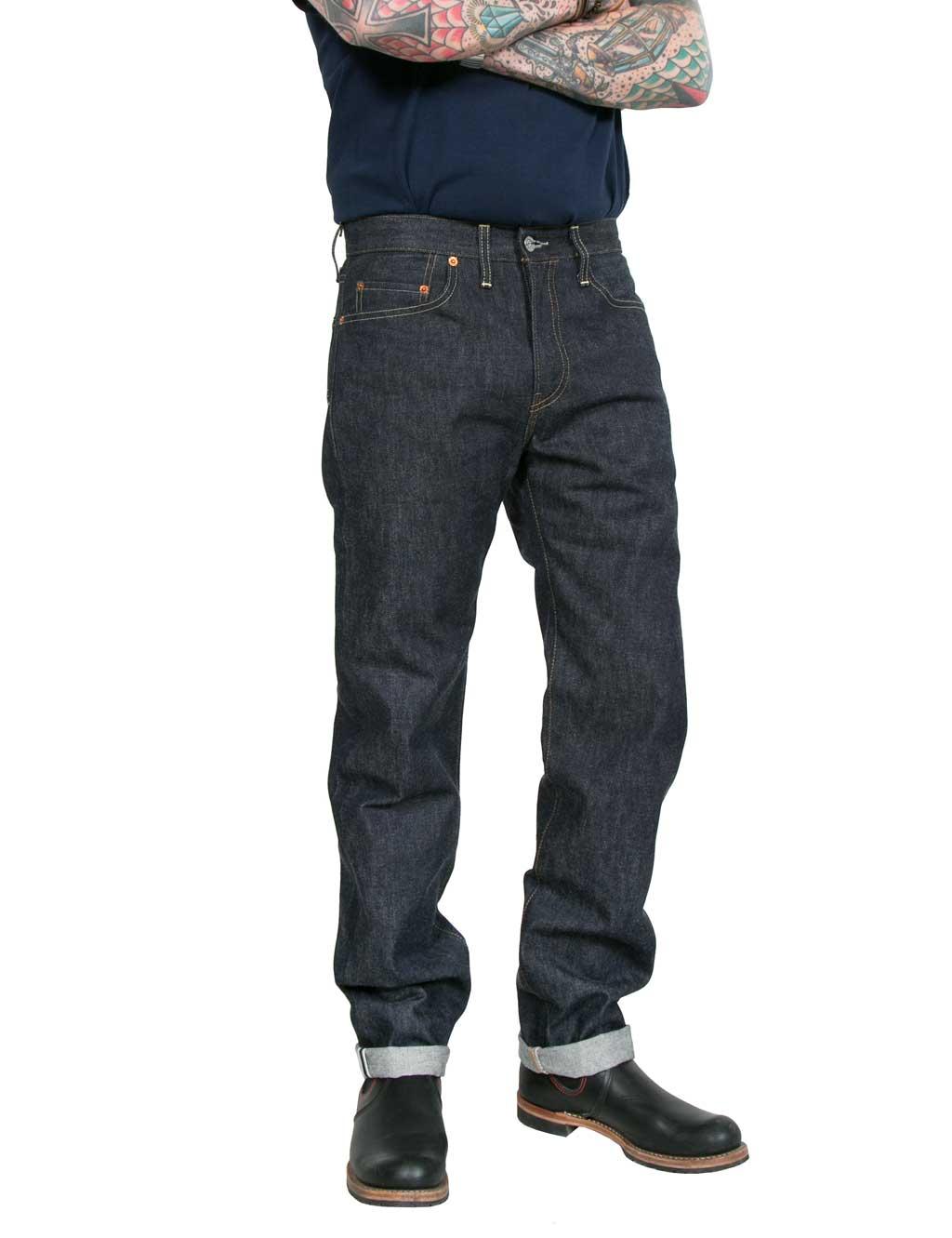 6cc00e75a42 Levi´s Vintage Clothing - 501z® 1954 Jeans Rigid