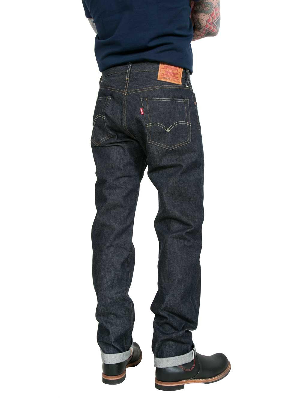ae692f7c Levi´s Vintage Clothing - 501z® 1954 Jeans Rigid