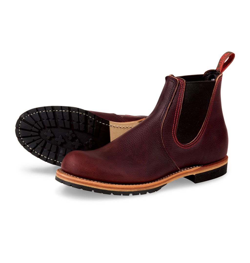 Red Wing Shoes 2917 Chelsea Rancher - Brown