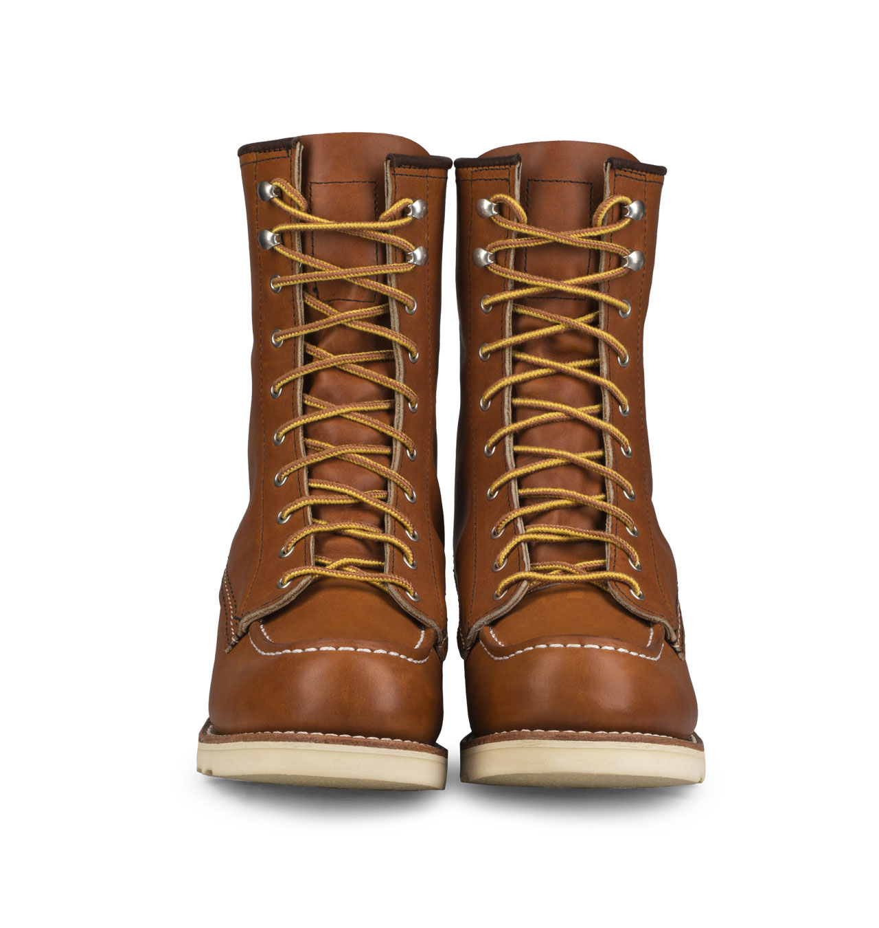 f681302ad17 Red Wing Shoes Woman Style No 3427 8-inch Moc Toe - Oro Legacy Leather