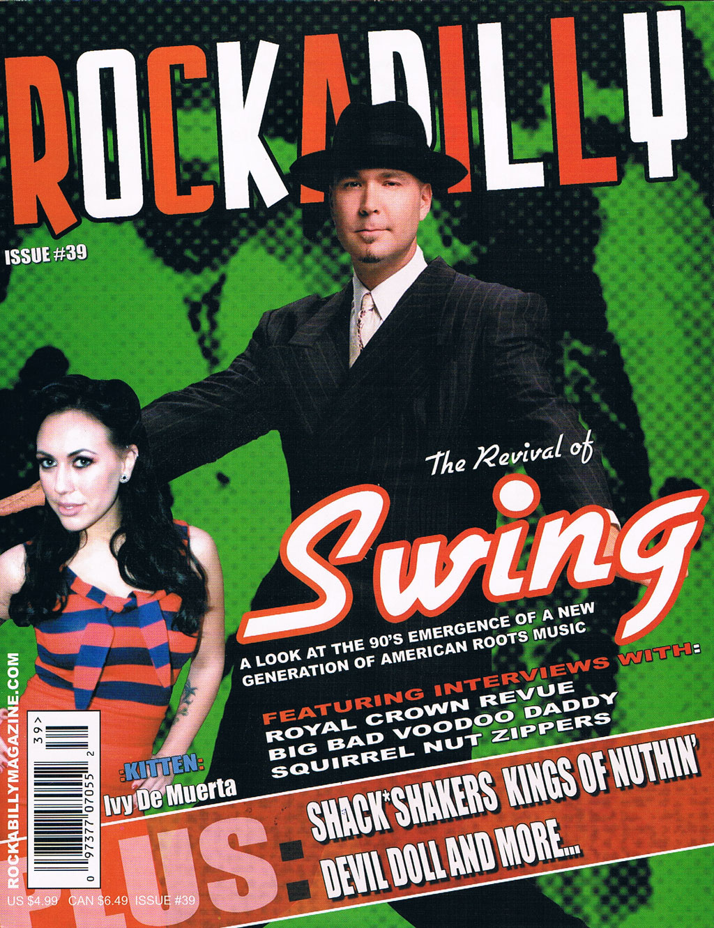 Rockabilly Magazine #39
