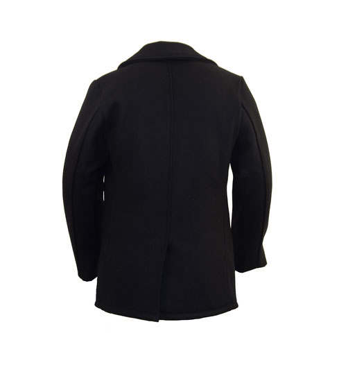 various kinds of price remains stable save up to 60% Schott NYC - Classic 32 Oz. Melton Wool Navy Pea Coat