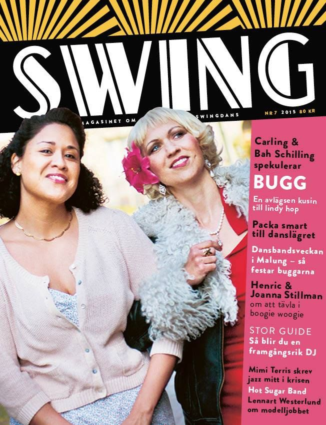 SWING - Magasinet Om Swingdans NO:7
