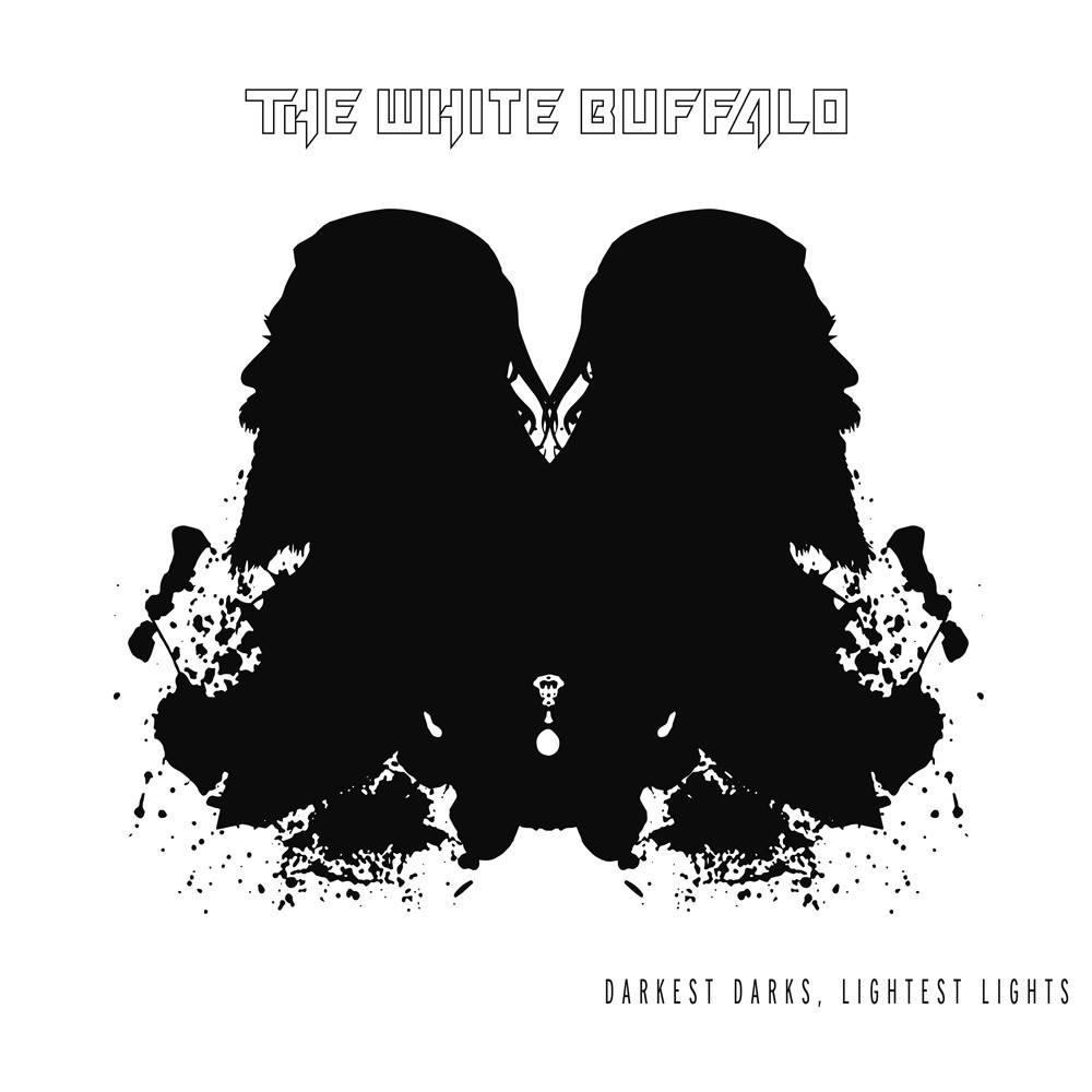 White Buffalo, The - Darkest Darks, Lightest Lights (SIGNED)- LP