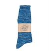 Anonymous Ism - Colour Mix Socks - Blue/Turquoise