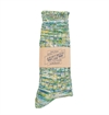 Anonymous Ism - Color Mix Socks - Green/Yellow