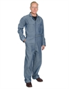 Blue Blanket - P30 Coverall Japanese Herringbone Embroidered - Indigo
