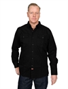 Brixton---Olson-Shirt---Black-1