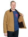 Deus - Venice Address Workwear Jacket - Dijon