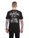 Deus - Wheelin´ Tee - Black