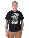 DicE Mag - Reaper Tee Limited Edition - Black