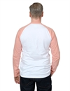 Dickies - Baseball T-Shirt - Flamingo