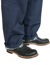 Dickies - Flannel Lined Work Pant - Navy Blue
